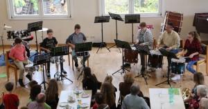 Schlagzeug-Ensemble